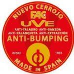 Cerradura anti bumping Granada